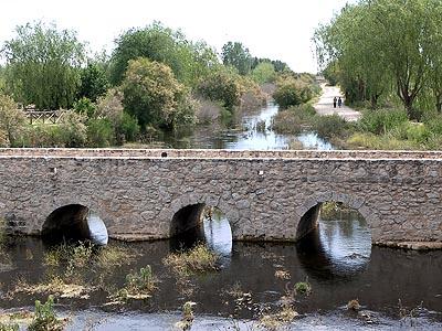 Puente romano de Villarta de San Juan