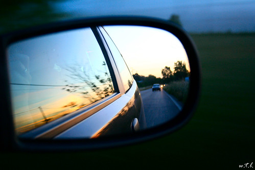 Looking Back at Graph Expo 2011... The Rearview Mirror