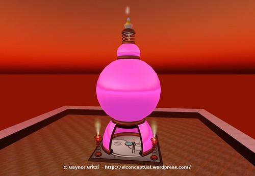 Buddhist Stupa 008