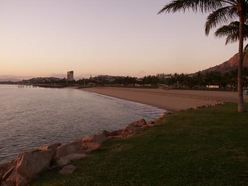 Sunrise on the Strand