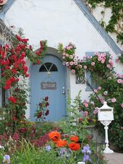 Utah Garden Cottage