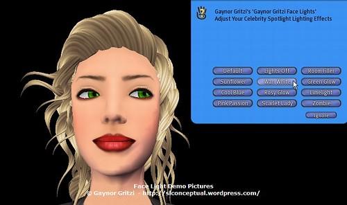 Face Light Demos 005