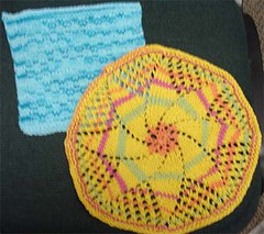 Both Dishcloths