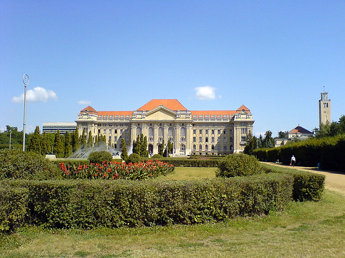 University of Debrecen. Photo: Andrea Gerak