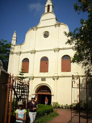 biserica in care a fost inmormantat Vasco da Gama