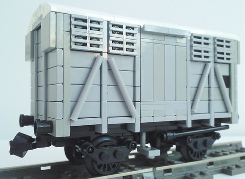 Ventilated Wagon