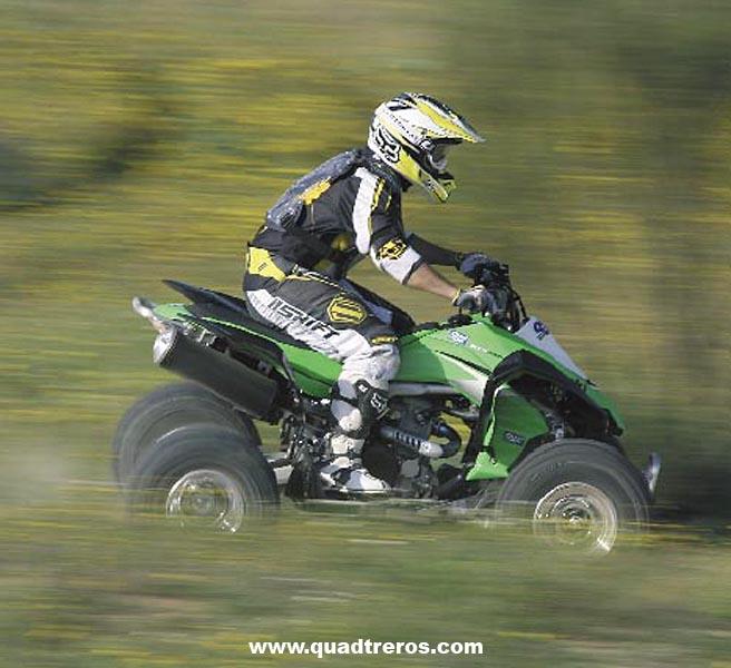Kawasaki Quad Kfx Power Wheels Fisher Price  Volt Battery