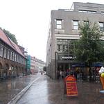 BreiteStrasse im Regen