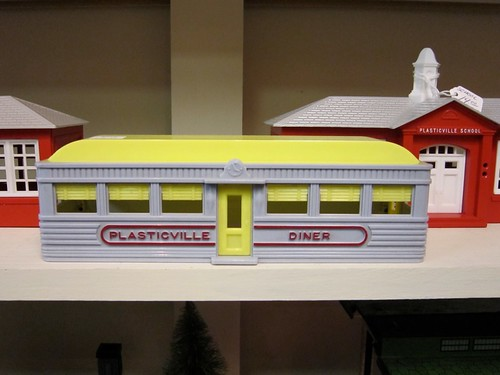 Plasticville Diner
