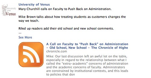 University of Venus - GenX women in higher education from around the globe