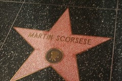 Martin Scorcese Star on Hollywood Boulevard