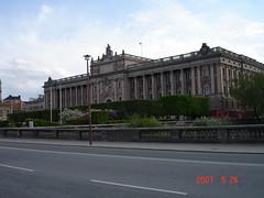 Stockholm, city center, Royal Palace