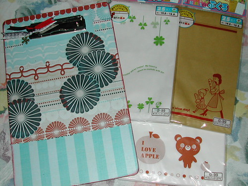 For Charity and From Daiso