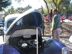 Car Show, Taste of Morgan Hill