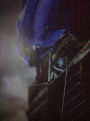 Transformer - La locandina