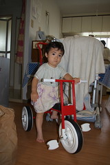 Tricycle Rider