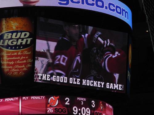 Good Ole Hockey Game