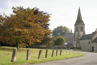 Church and Village Green