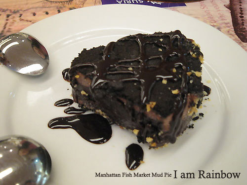Manhattan Fish Market Mud Pie