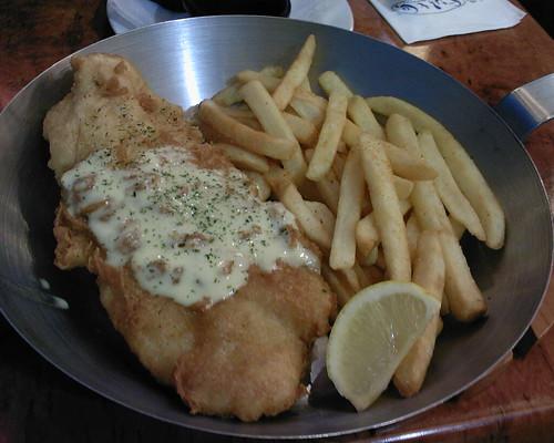 Fish & Chips @ Fish & Co.