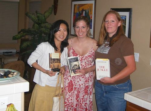 Book Club, June 2007