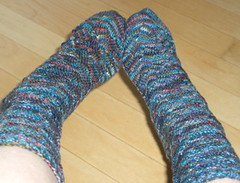 First Monkey Socks