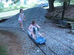 Toy Train Museum Harpers Ferry WV Joy Line miniature railroad