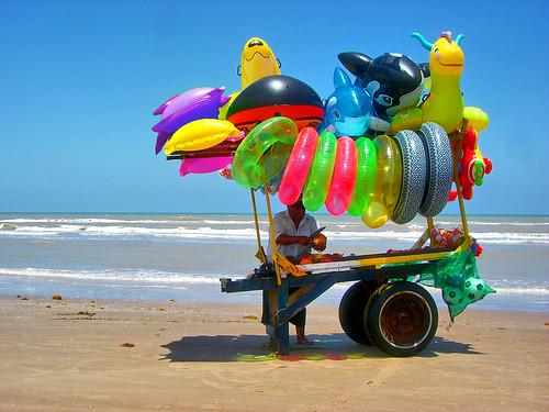 ¡Pásele-Pásele-S�-Tenemos! @ Playa Bagdad, Tamaulipas