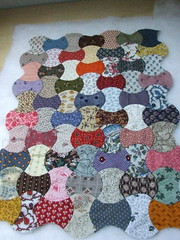 Applecore Doll Quilt