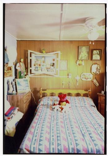 grandpas bed room