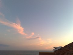 Sunset from Cabo Westin