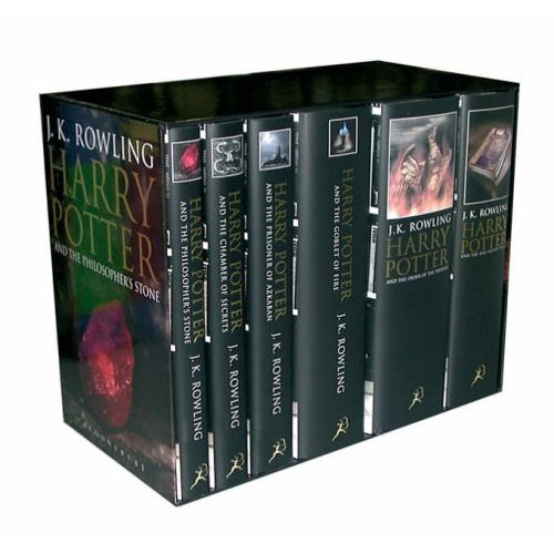 UK HP Box set 1-6