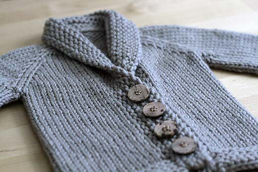 Baby Sophisticate Sweater
