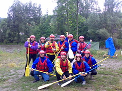Rafting sul Limentra