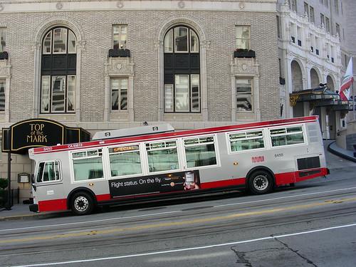 SF MUNI Bus