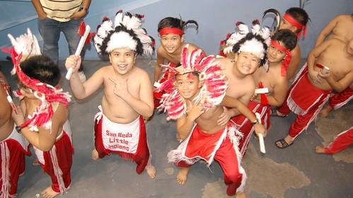 Cute Little Indians!