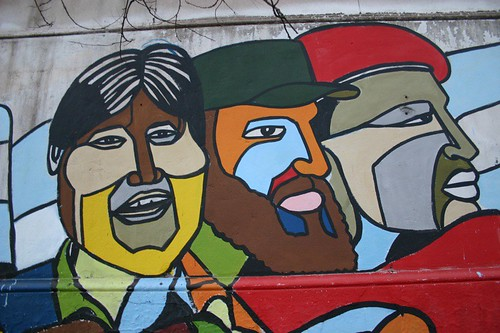 Tres Amigos (Sólo falta Ortega...)
