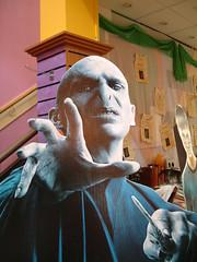 Voldemort's Gonna Get You!