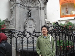 The Manneken Pis and Me