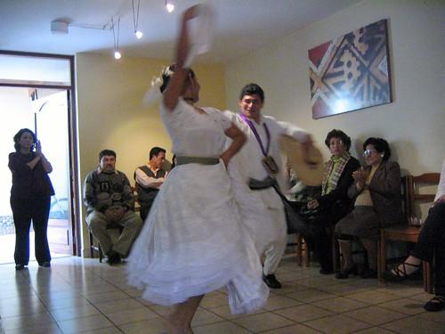 Danseurs de Marinera