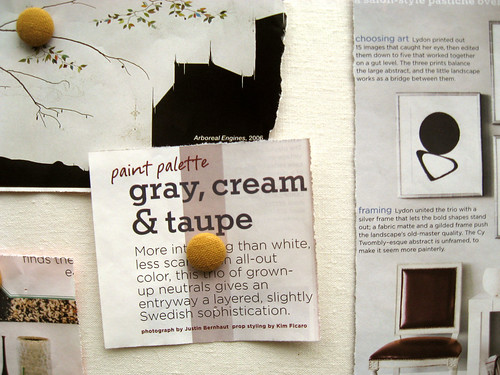 inspiration board detail