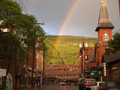 Brattleboro, VT Rainbow