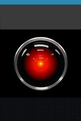 Hal 9000 A - No Chrome