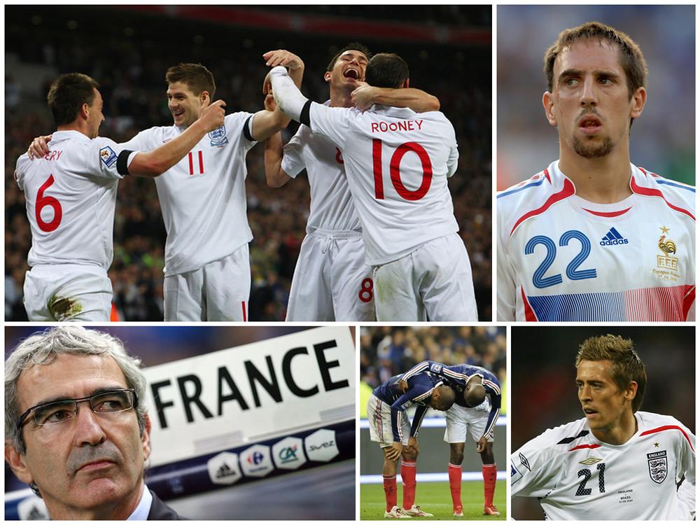 2010世足賽 - 世足16強之爭!法國,英格蘭雙雄紛蒙難 @ LiTV 一起 輕‧生活! :: 痞客邦