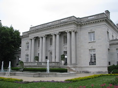 Governor's Mansion (exterior)
