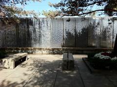Kopp's Frozen Custard Meditation Garden
