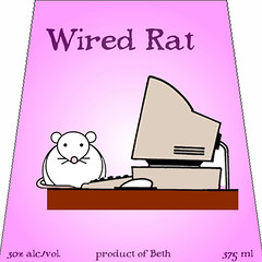 wired rat