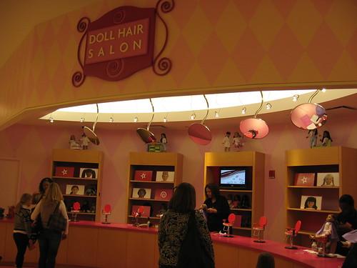Doll Hair Salon