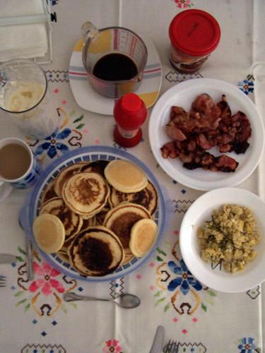 desayuno gilmore