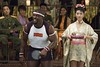 Terry Crews is Ping Pong Champion Freddy Fingers in Robert Ben Garant and Thomas Lennon's outrageous new comedy BALLS OF FURY, a Rogue Pictures release